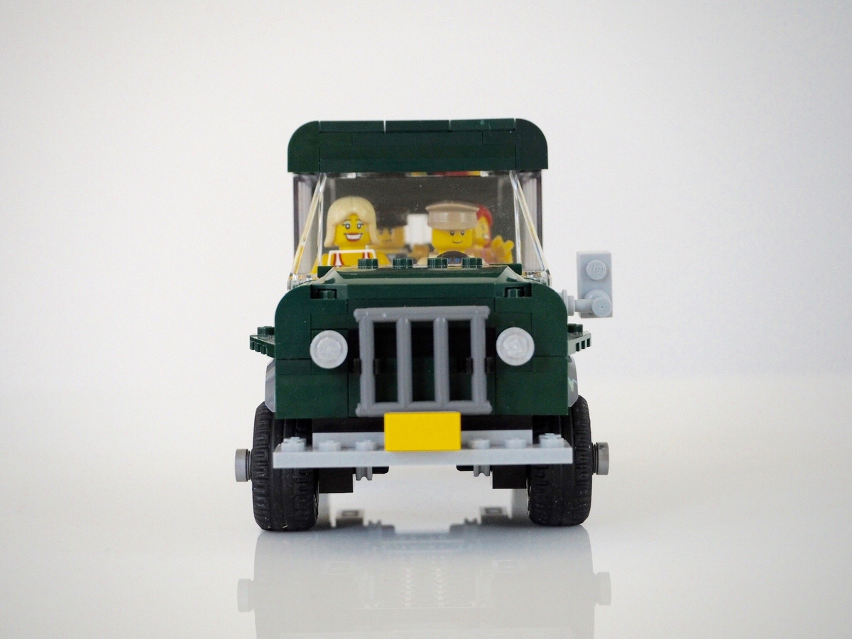 Lego Ideas Product Willys Jeep Station Wagon 1955 1950