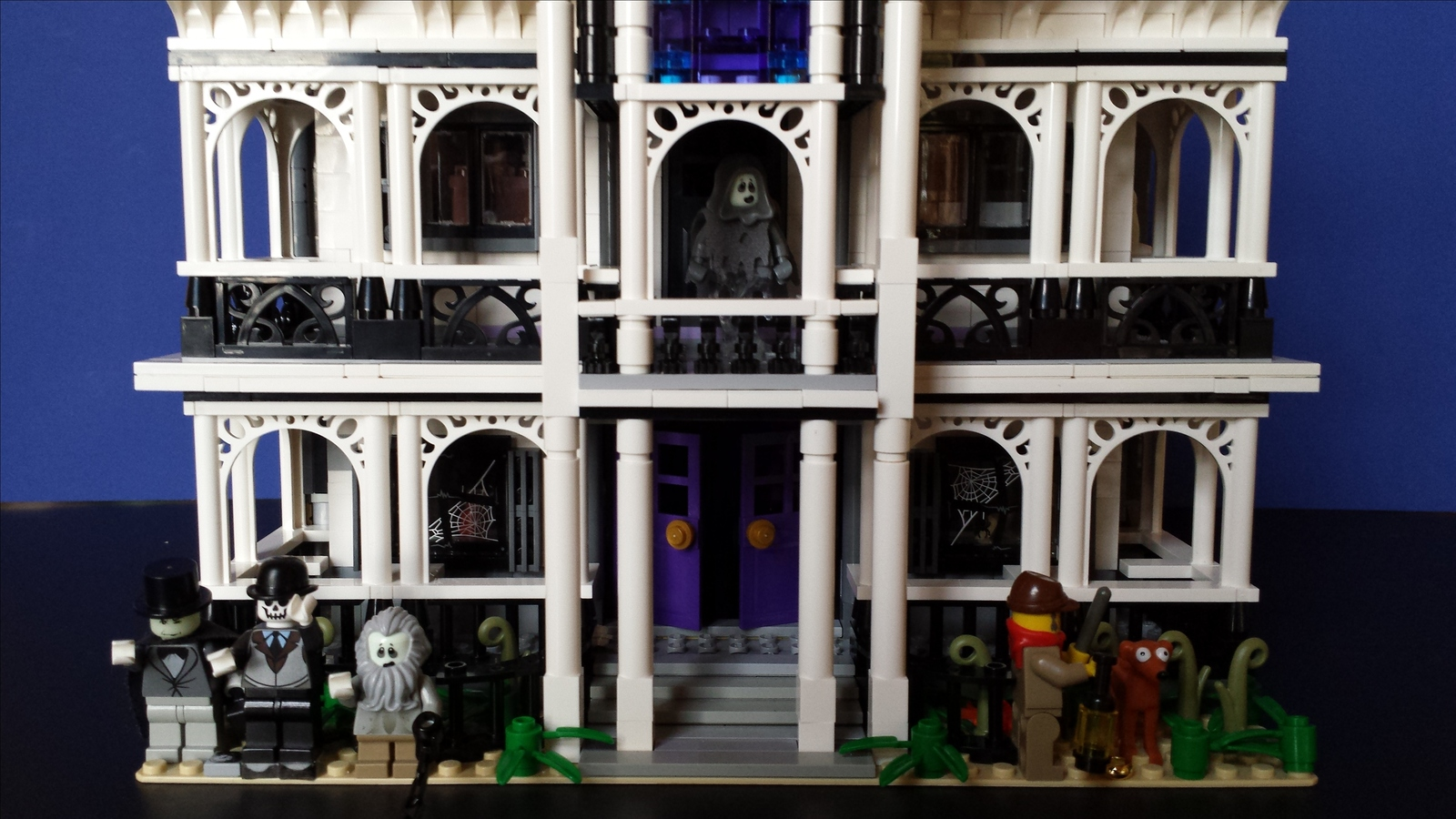 Lego Ideas Product Ideas Disneylands Haunted Mansion