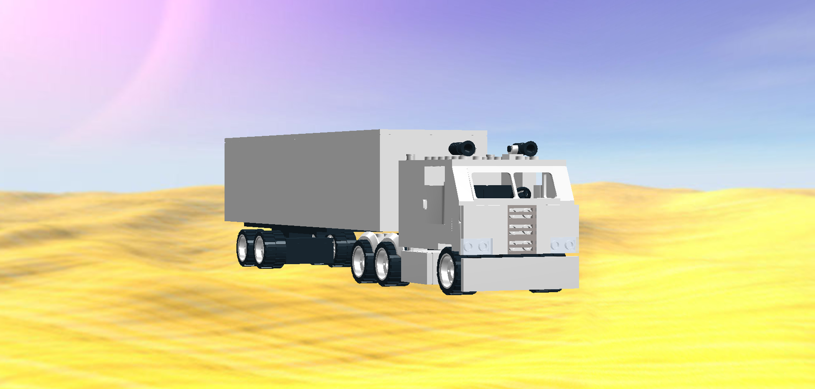 LEGO IDEAS - Product Ideas - 1973 Peterbilt 352 Pacemaker