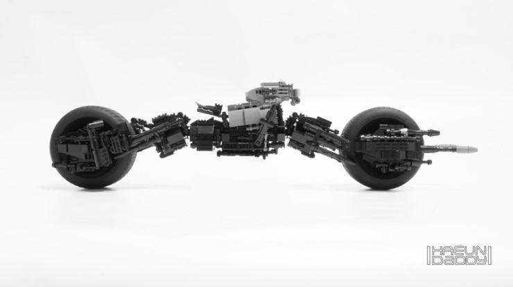 Lego Ideas Product Ideas Bat Pod Custom Figure
