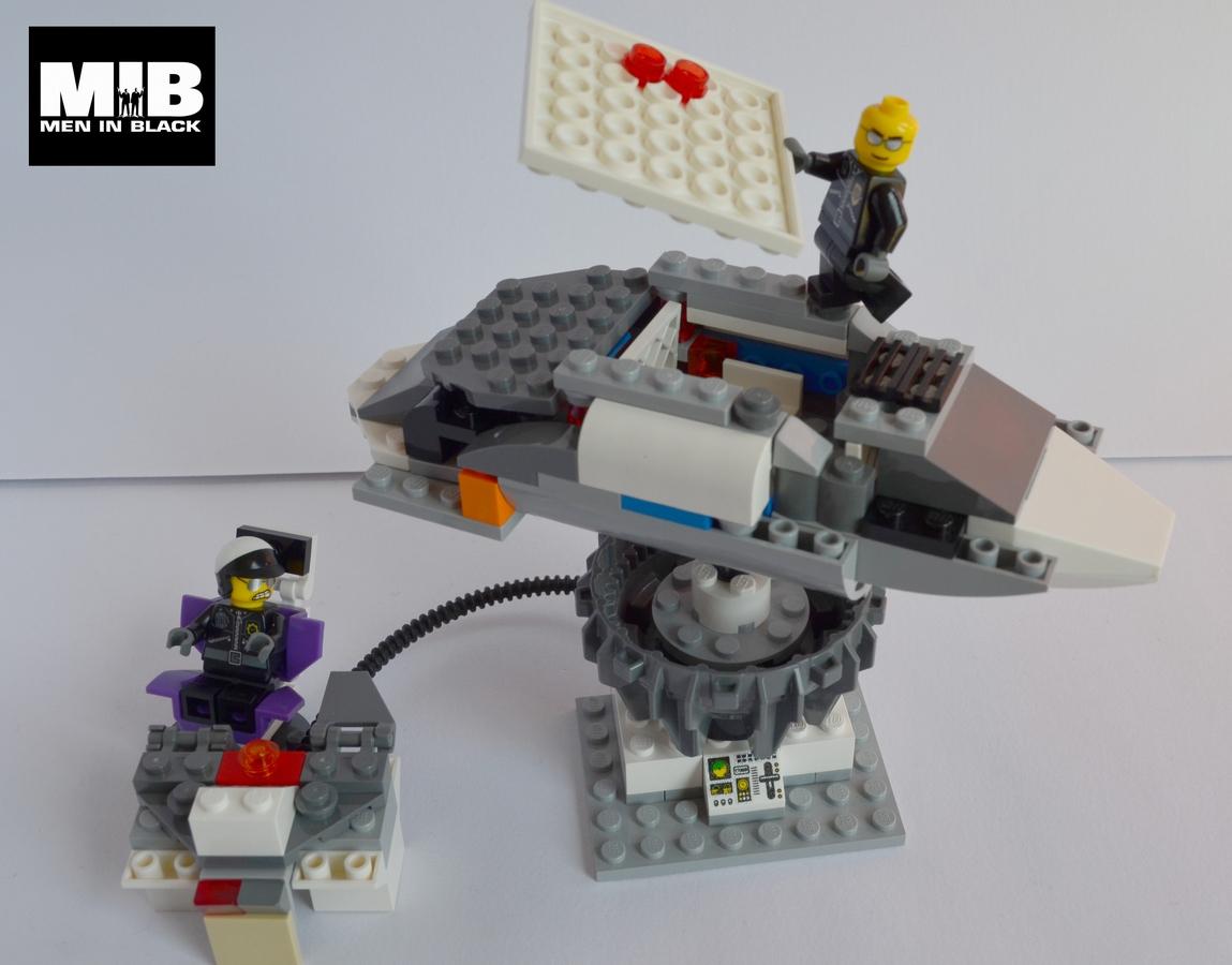 Lego Ideas Product Ideas Mib 3 1960s Neuraliser