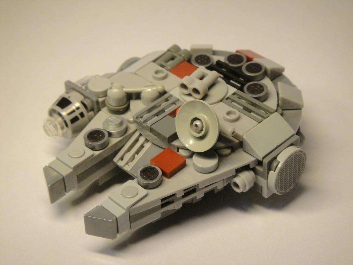Lego Ideas Product Ideas Mini Millennium Falcon