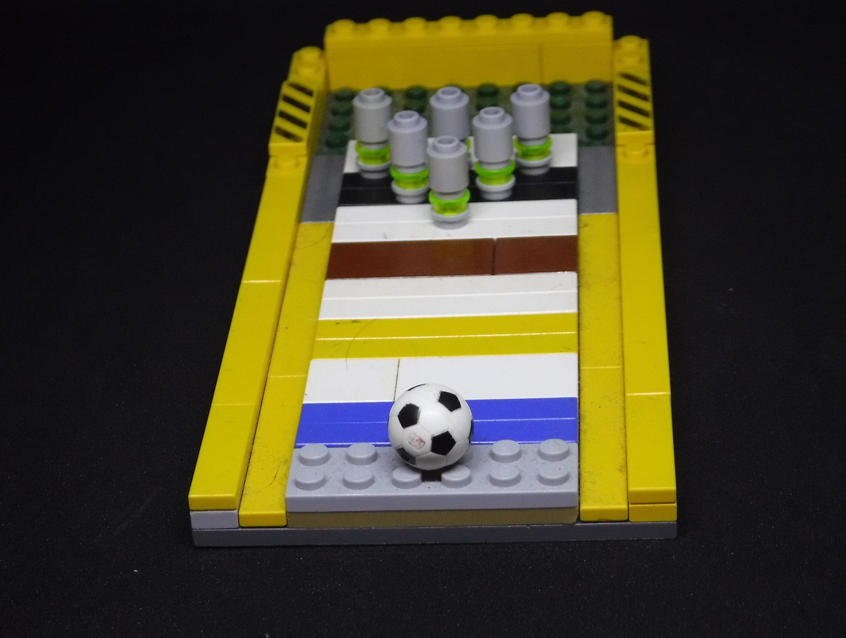 LEGO IDEAS - Product Ideas - Bowling Alley