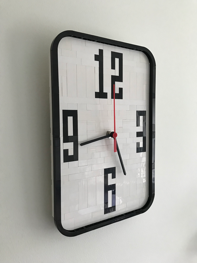 Lego Ideas Product Ideas Wall Clock
