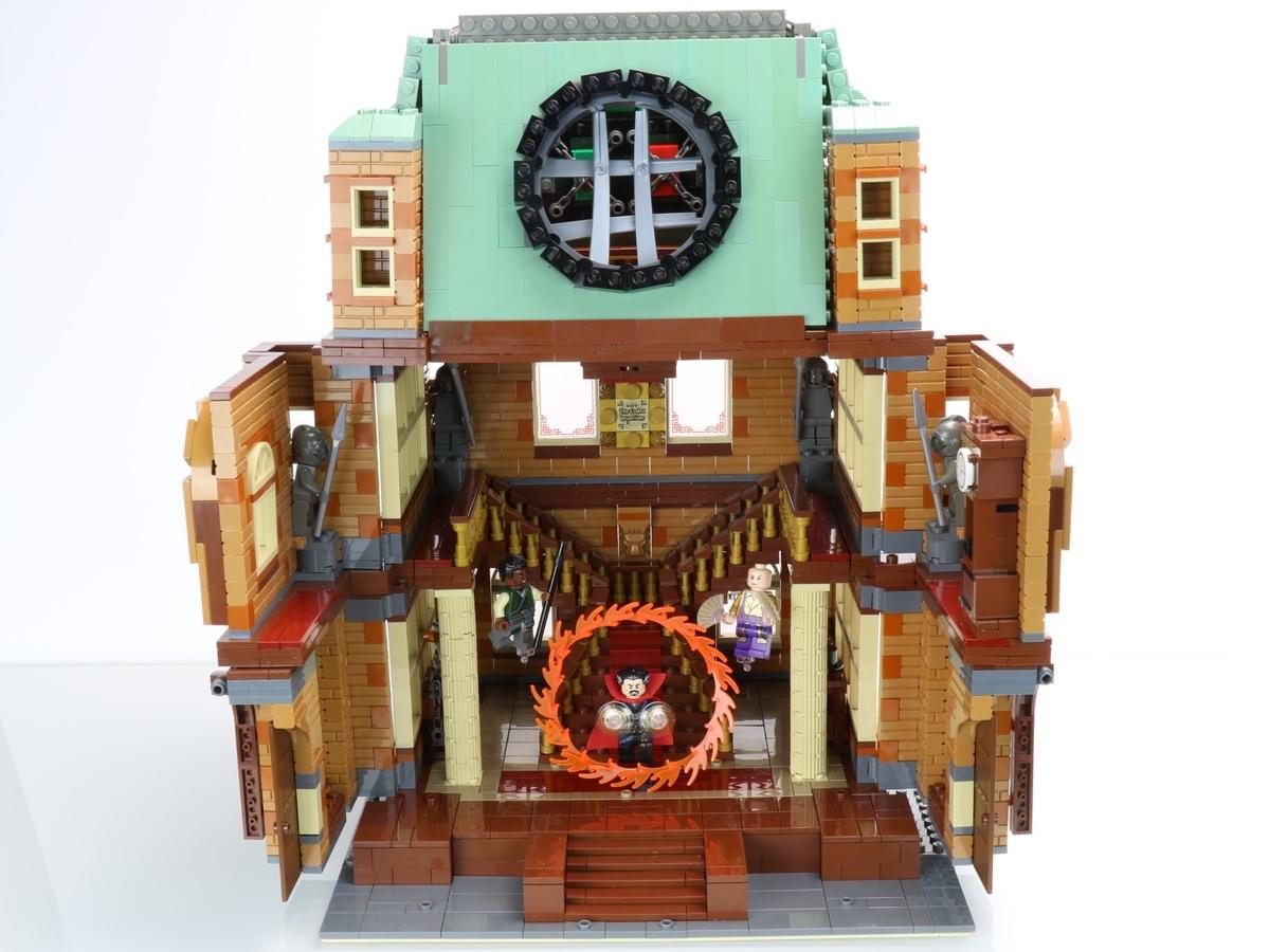 LEGO IDEAS - Product Ideas - Doctor Strange Sanctum Sanctorum
