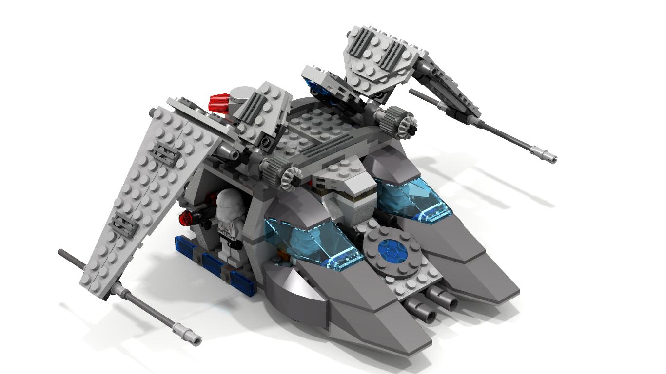 Lego Ideas Product Ideas Imperial Dropship