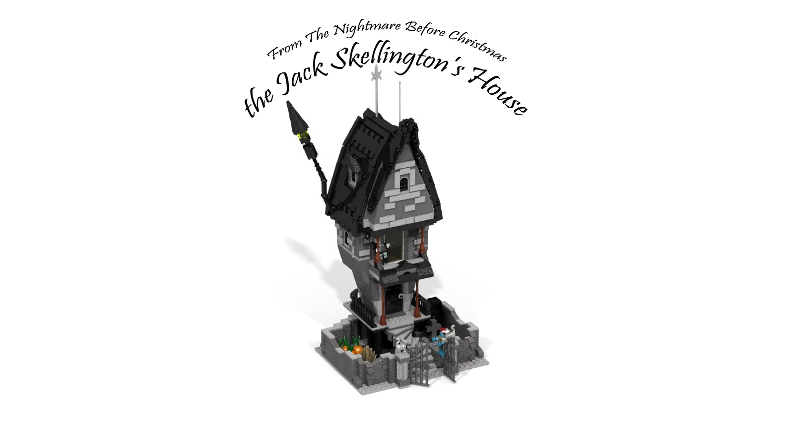LEGO IDEAS - Product Ideas - The Nightmare Before Christmas