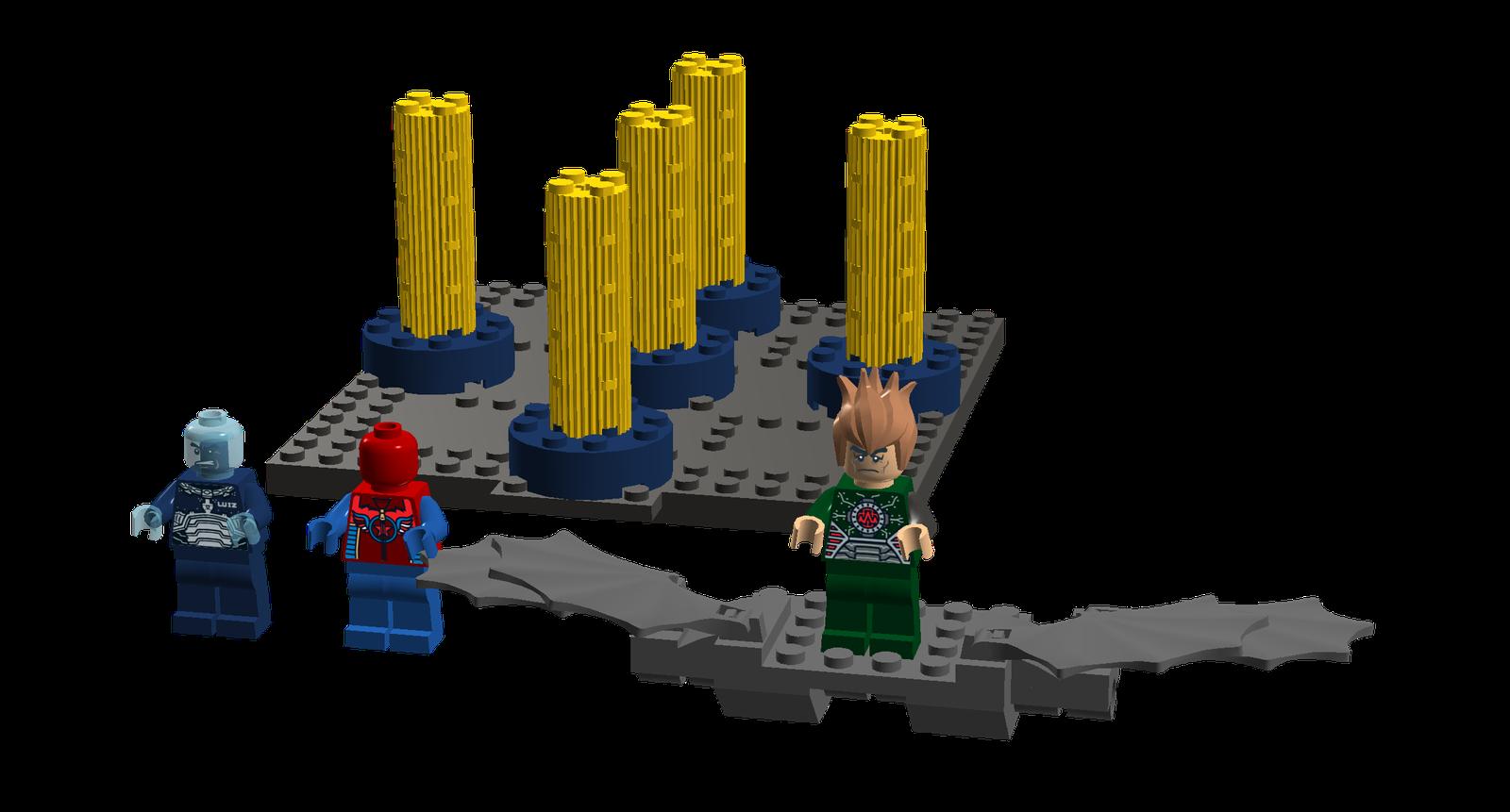 Lego ideas product ideas amazing spider man 2 electro outlet - Lego the amazing spider man 3 ...