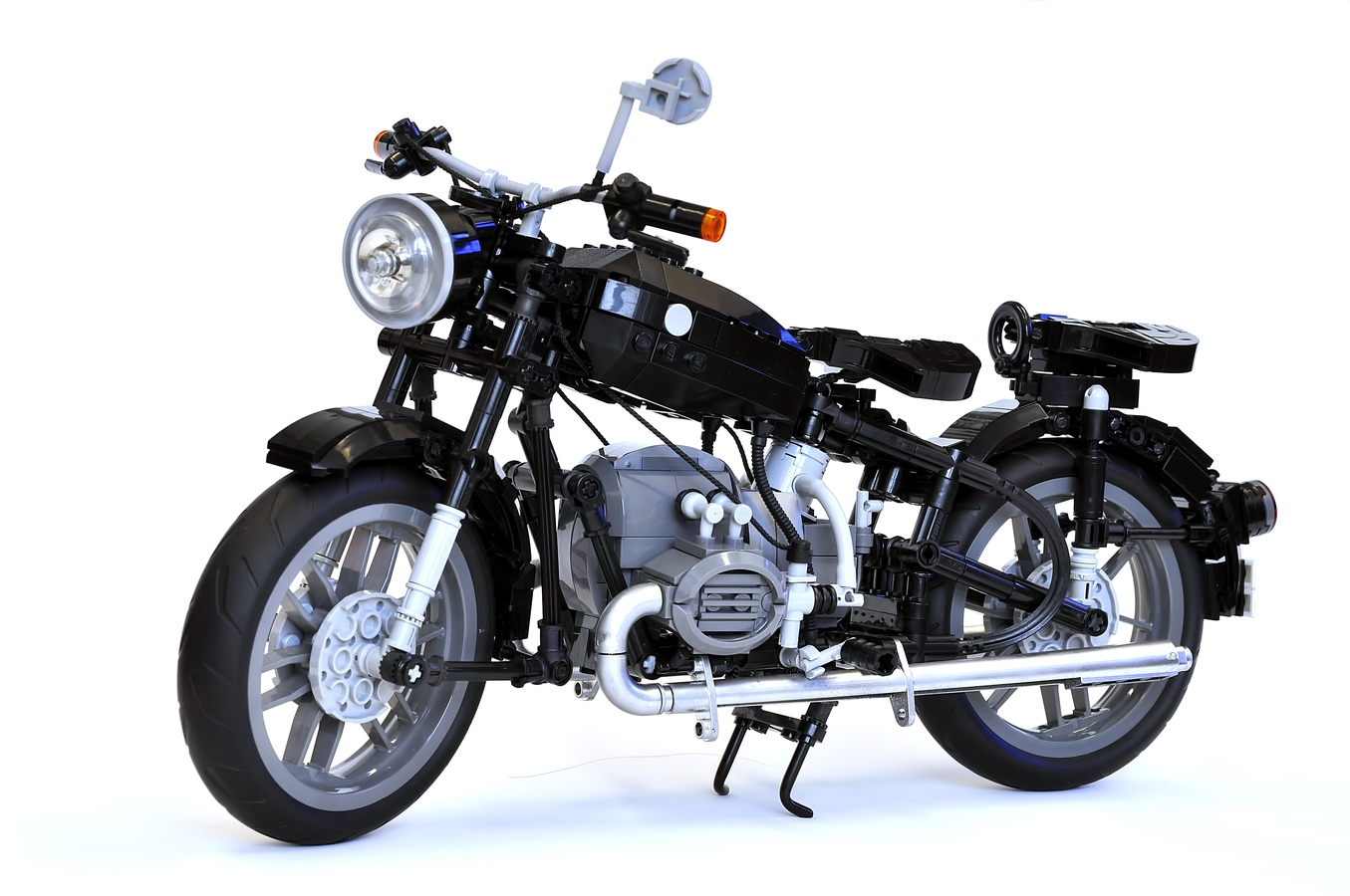 lego ideas product ideas the vintage motorcycle of bmw r60 2. Black Bedroom Furniture Sets. Home Design Ideas