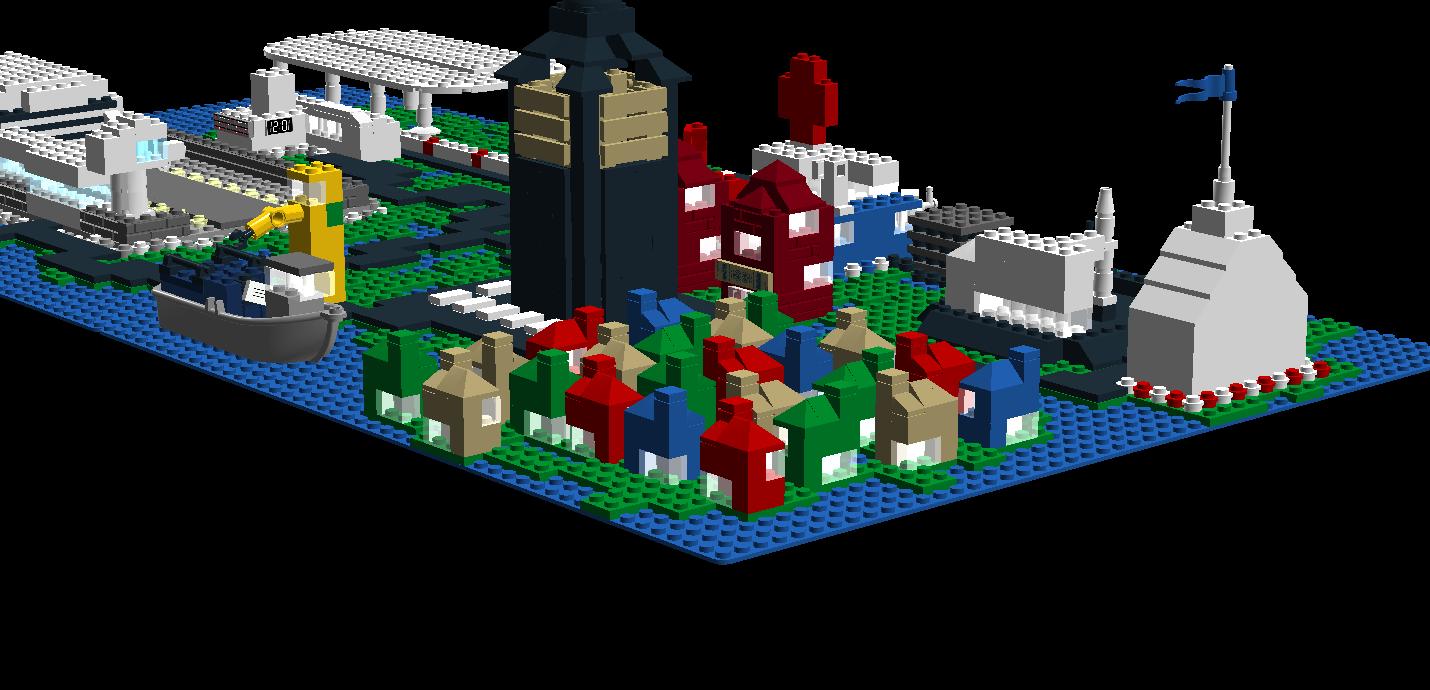 LEGO IDEAS - Product Ideas - Mini City ''Erdown''