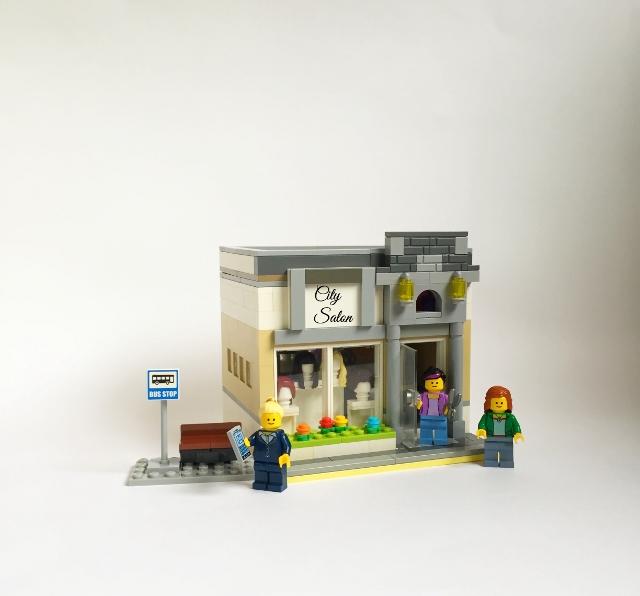 Lego Ideas Product Ideas City Hair Salon