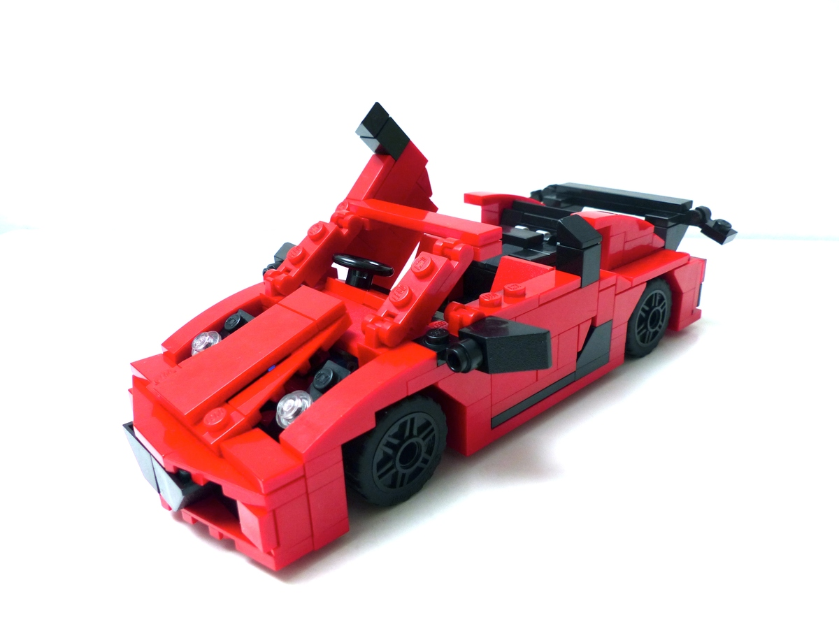Lego Ideas Product Ideas Lamborghini Murcielago Lp670 4 Sv
