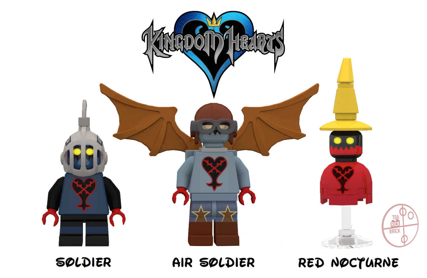lego ideas product ideas kingdom hearts guard armor encounter