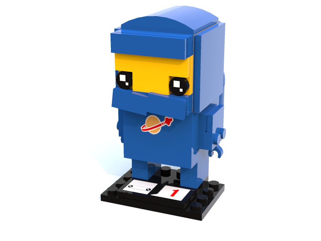 Lego Ideas Product Benny Movie Tee