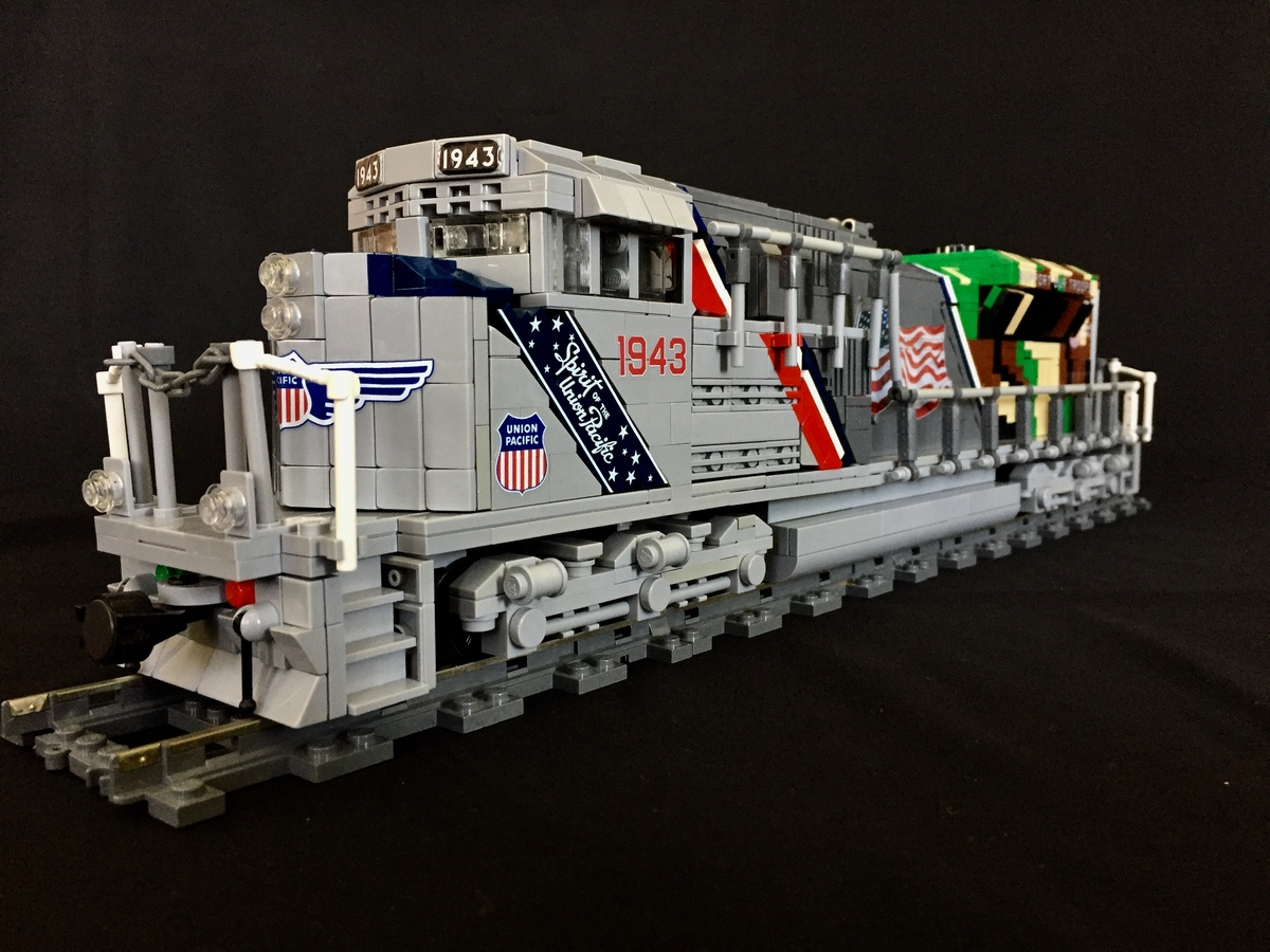 lego ideas product ideas spirit of the union pacific
