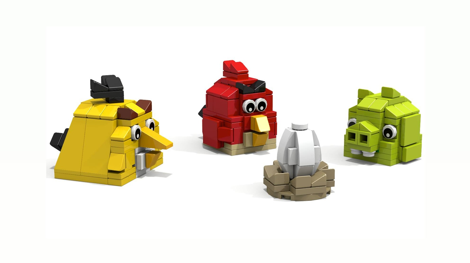 LEGO IDEAS - Product Ideas - Angry Birds Project