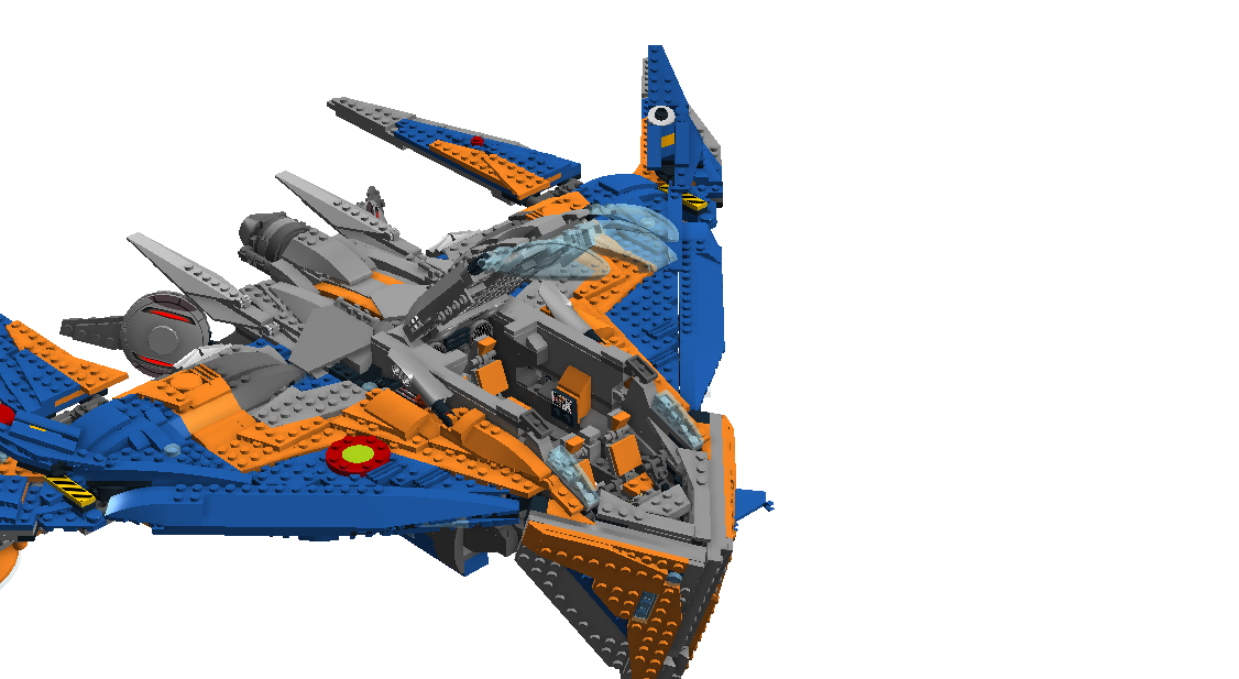 Lego Ideas Product Ideas Guardians Of The Galaxy The