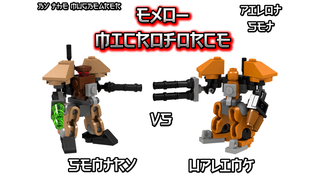 Lego Ideas Product Ideas Exo Microforce Pilot Set Sentry Vs Uplink