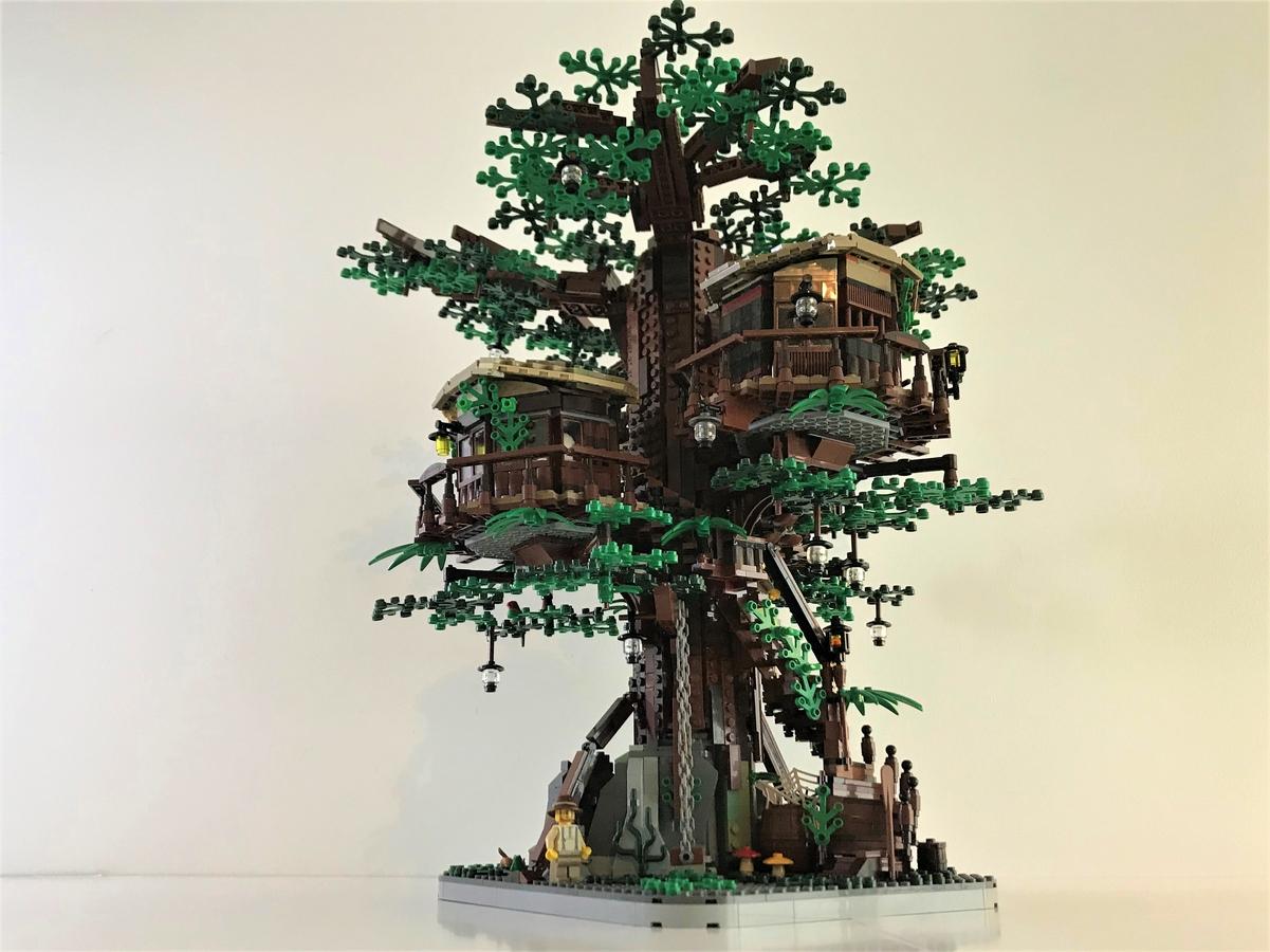 Lego Ideas Product Ideas Treehouse