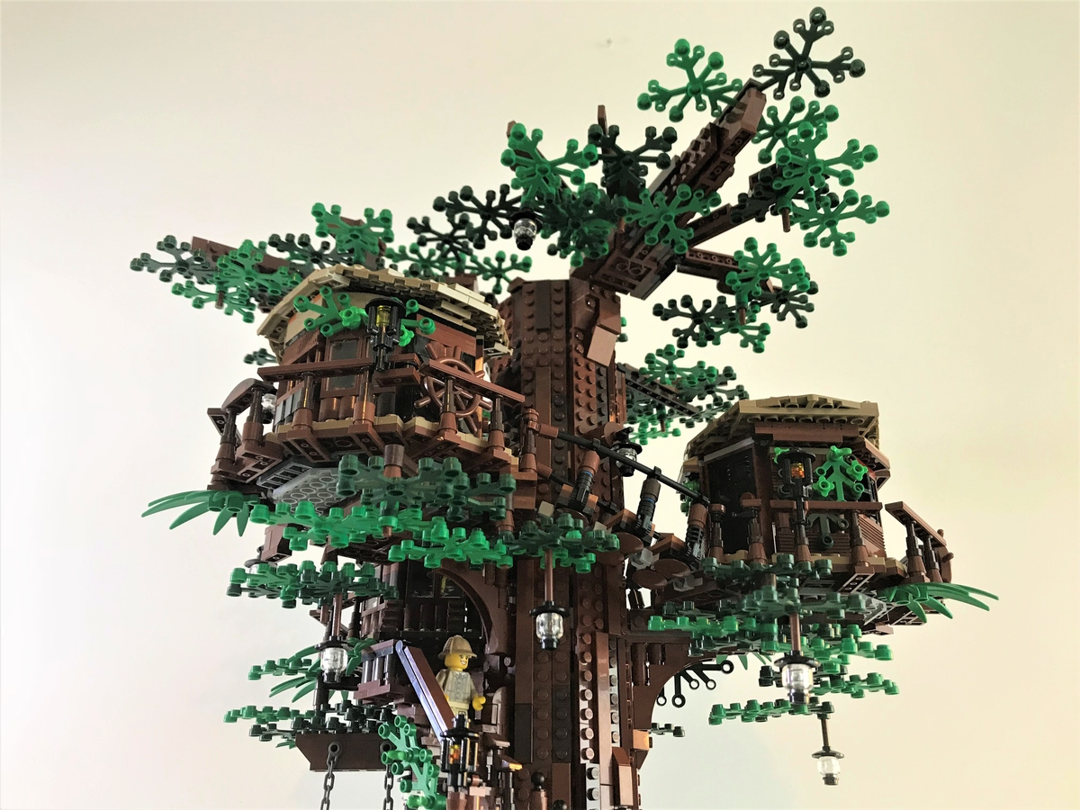 lego ideas product ideas treehouse