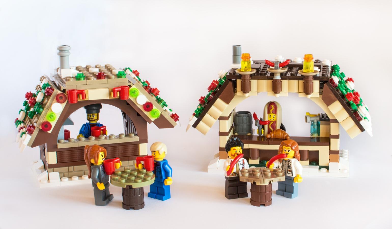 LEGO IDEAS - Product Ideas - European Christmas Market