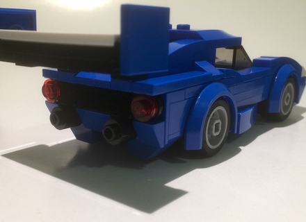So Now With A Single Lego Kit About 400 Blocks You Would Be Able To Make 2 Sports Cars And There Is Total Of Six Diffe Variations The
