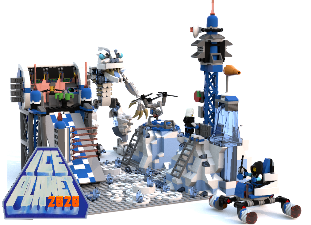 New Lego Technic Sets 2020 LEGO IDEAS   Product Ideas   Ice Planet: 2020