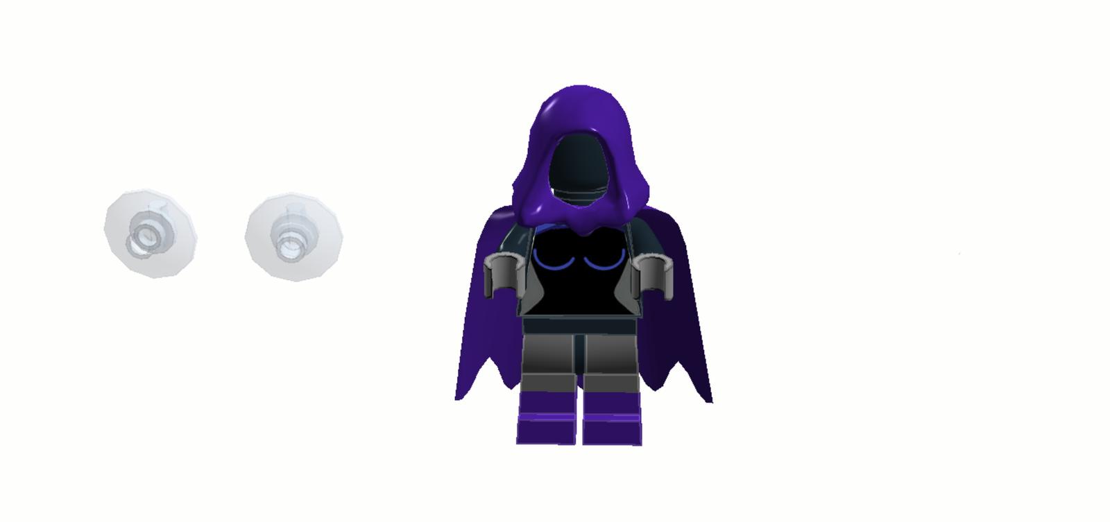 Lego Ideas - Product Ideas - Teen Titans Go Titans Jet-7010
