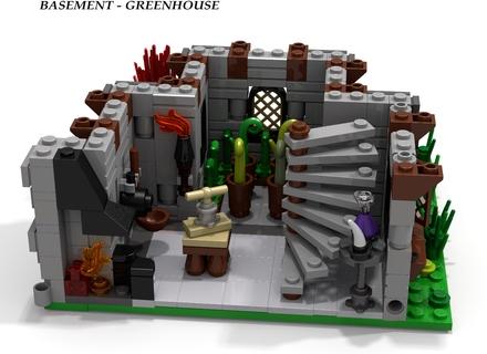 Lego Ideas Product Ideas Medieval Pharmacy