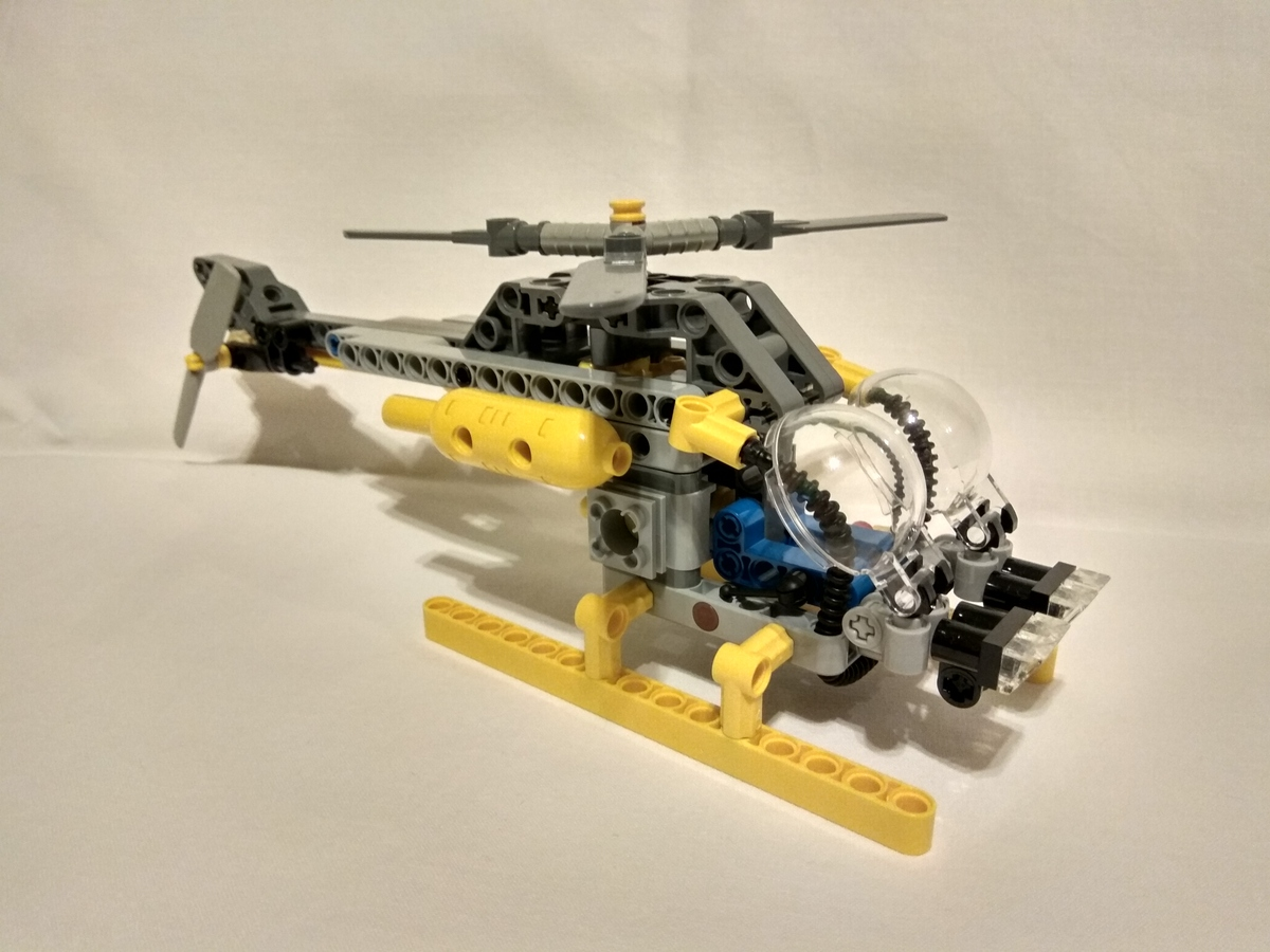 LEGO IDEAS - Product Ideas - Small Helicopter