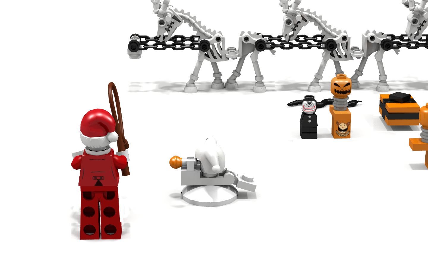 LEGO IDEAS - Product Ideas - Nightmare Before Christmas: Jack\'s ...