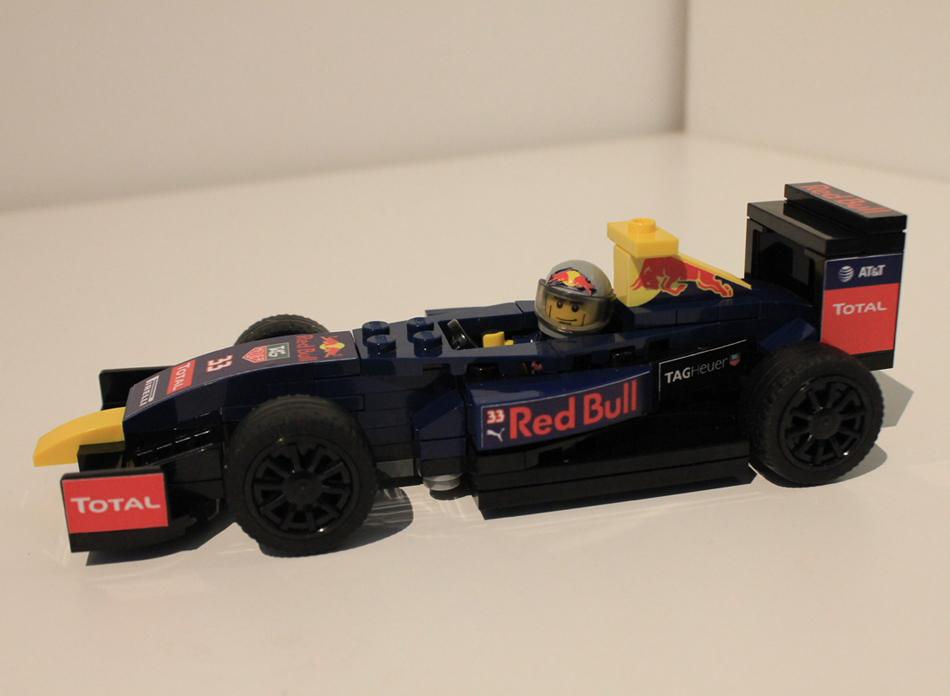 lego ideas product ideas red bull racing rb12 max verstappen gp spain. Black Bedroom Furniture Sets. Home Design Ideas
