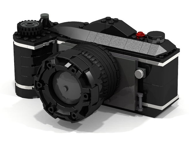 Lego Minifig Camera : Lego ideas product ideas cameras