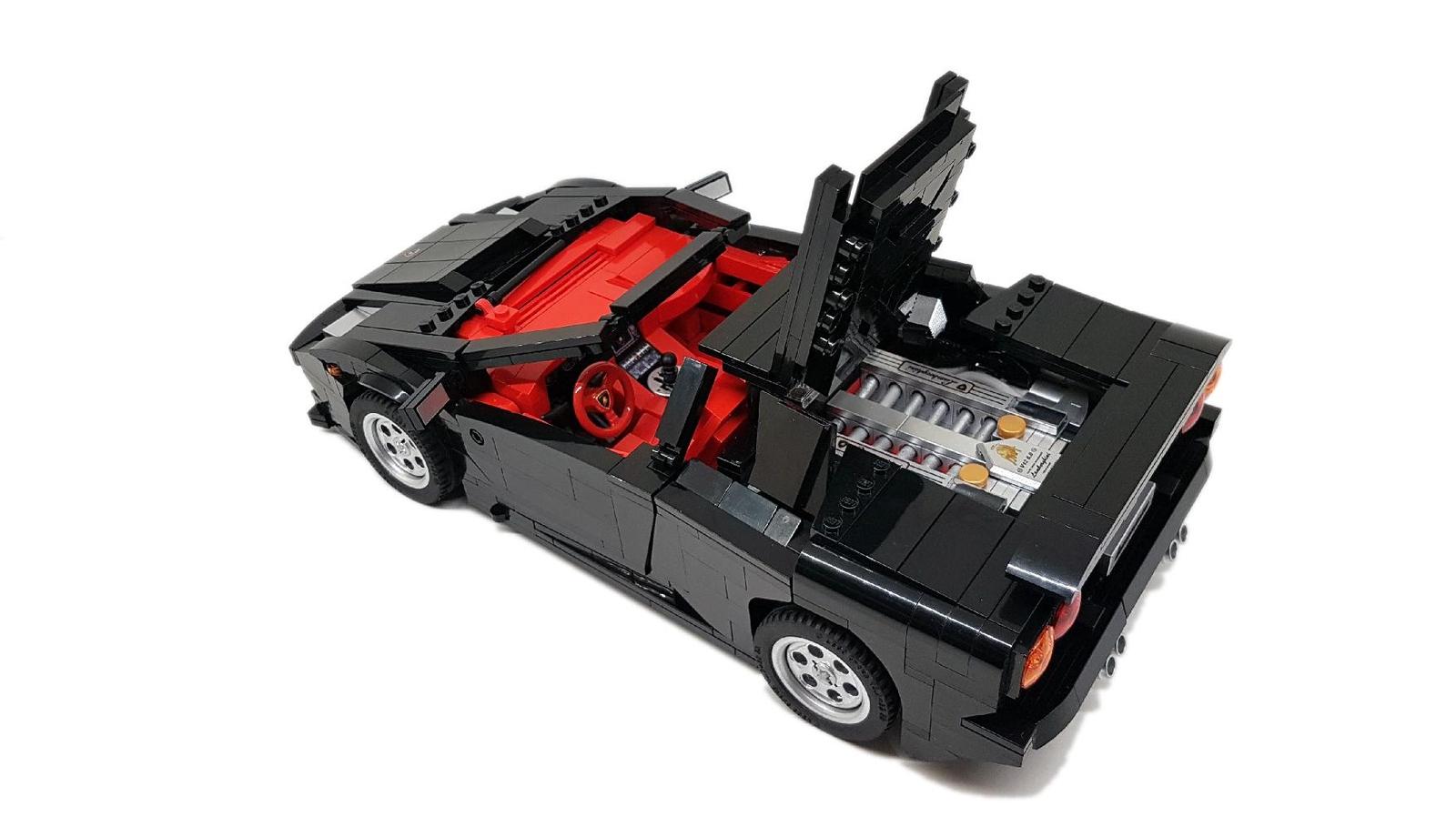 LEGO IDEAS - Product Ideas - Lamborghini Diablo