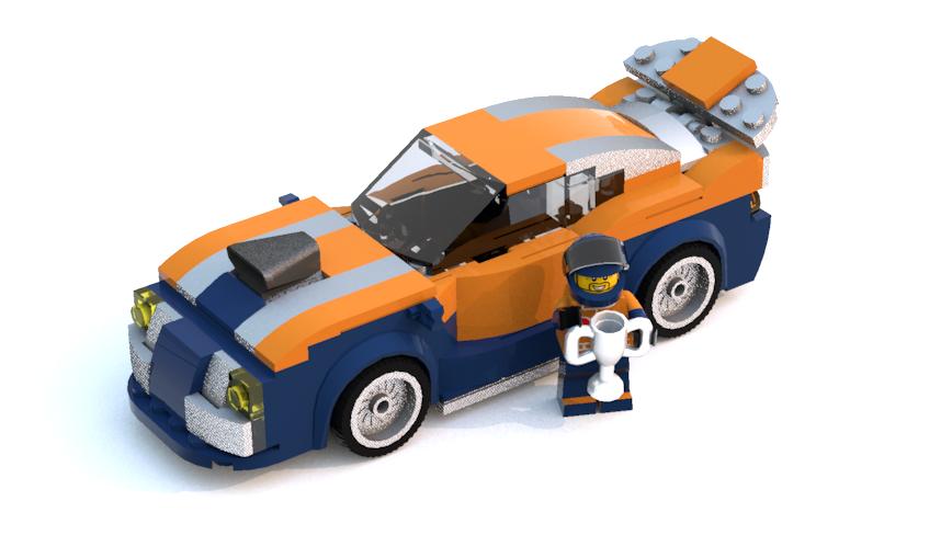 LEGO IDEAS - Product Ideas - Lego Speed Champions Custom