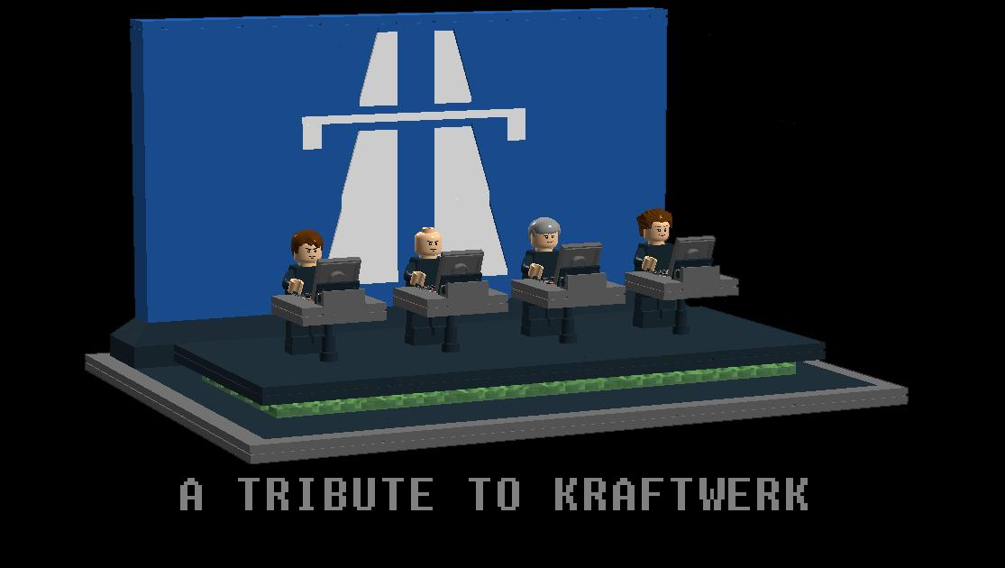 Lego Ideas Product Ideas A Tribute To Kraftwerk