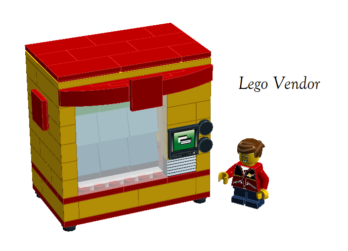 Lego Ideas Product Ideas Vending Machines
