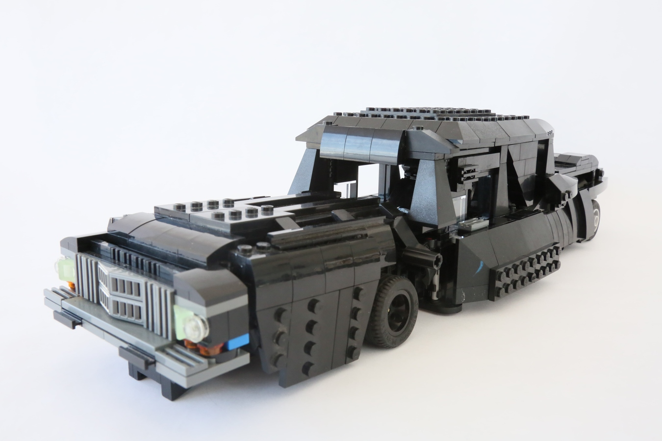 Lego Ideas Product Ideas Men In Black Mib Crown Victoria