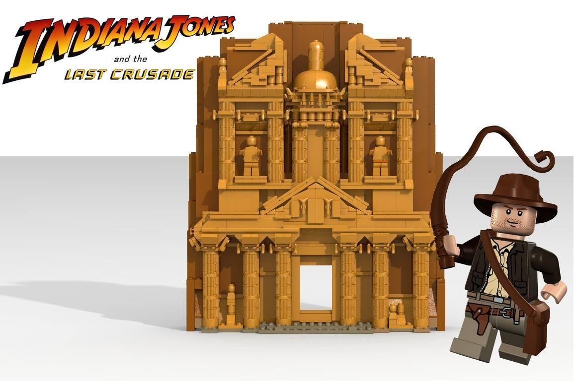 LEGO IDEAS - Product Ideas - Lego Indiana Jones and the Last Crusade ... 4659f29e818