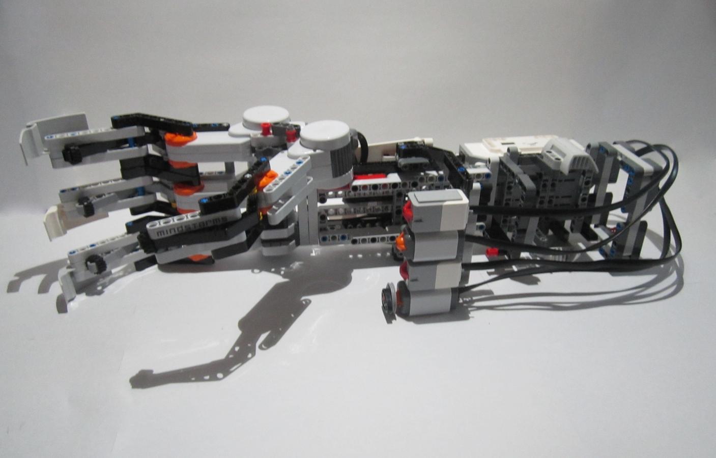 LEGO IDEAS - Product Ideas - Cyborg Arm