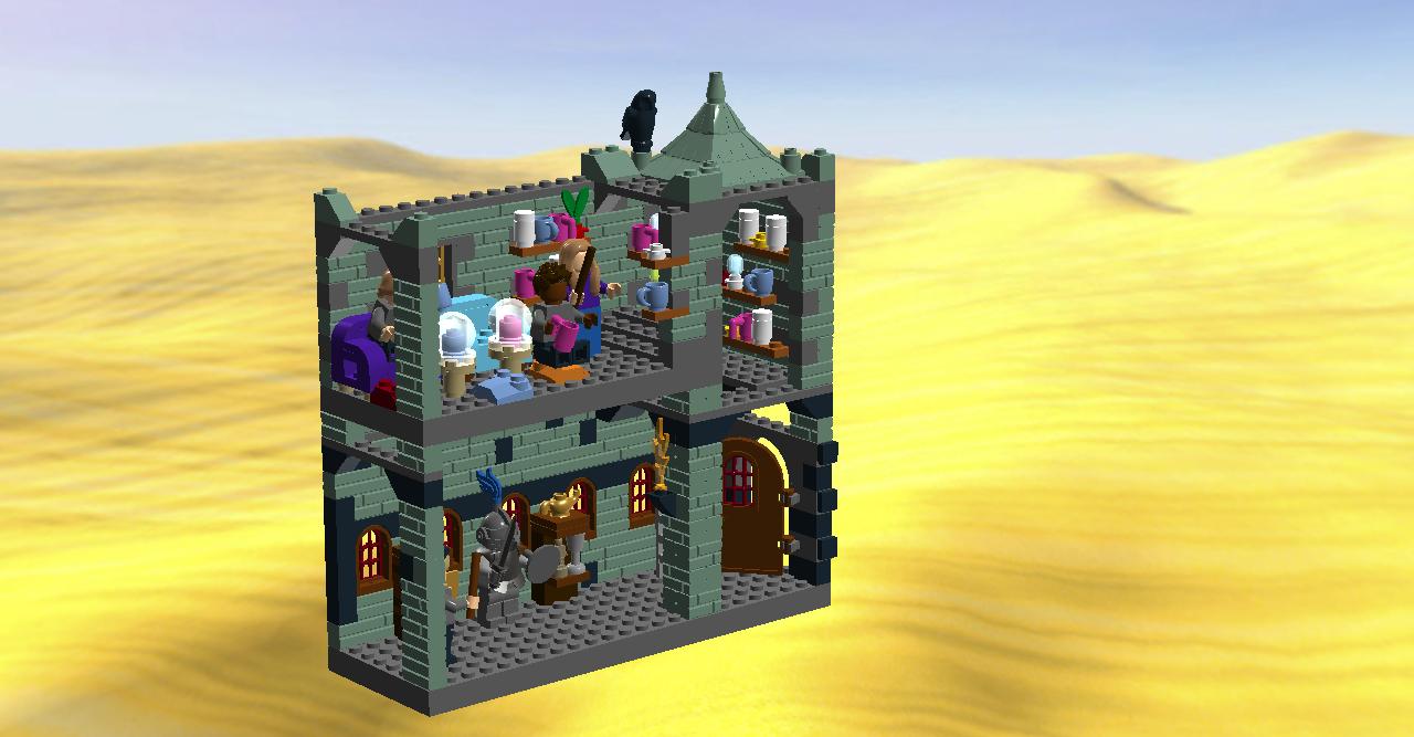 LEGO IDEAS - Product Ideas - Harry Potter Divination ...
