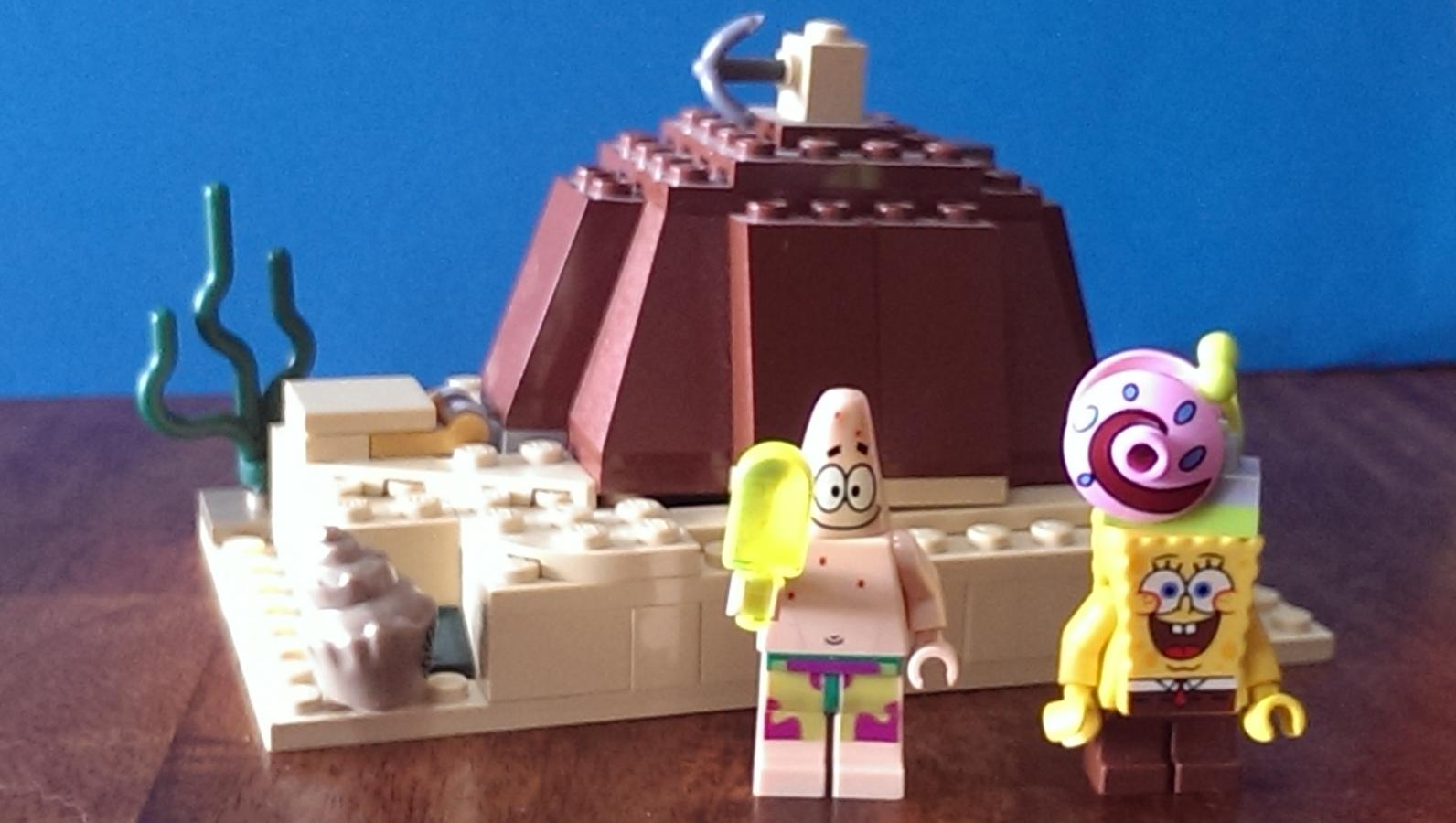 Lego Ideas Product Ideas Patricks Rock