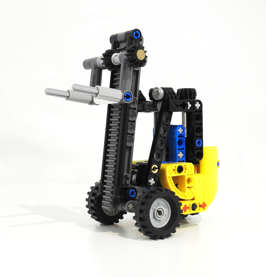 Lego Ideas Product Ideas Micro Forklift Truck