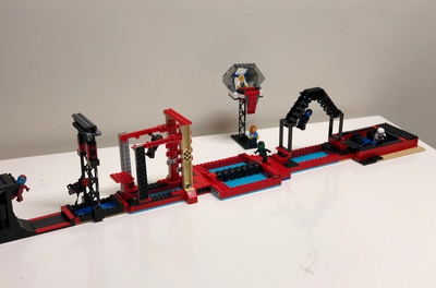 LEGO IDEAS - Product Ideas - American Ninja Warrior!