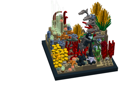 LEGO IDEAS - Product Ideas - Coral Reef