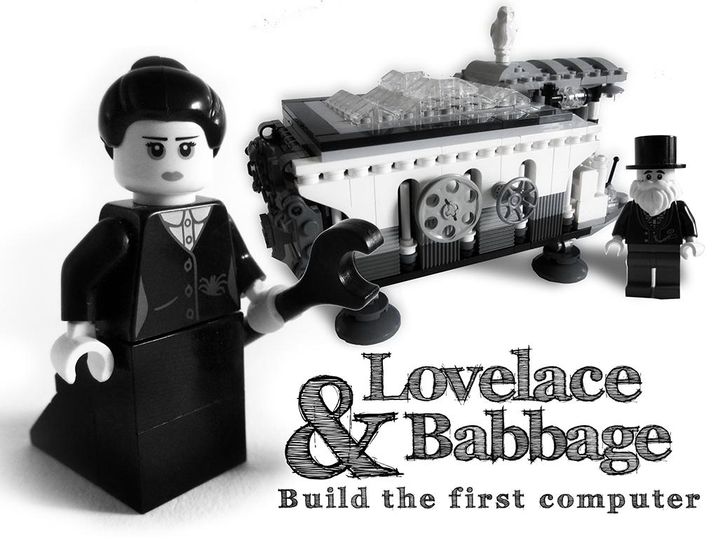 LEGO IDEAS - Product Ideas - Lovelace & Babbage