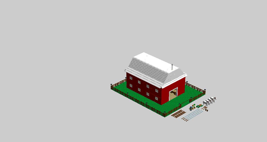 LEGO IDEAS - Product Ideas - My Custom LEGO Digital Designer