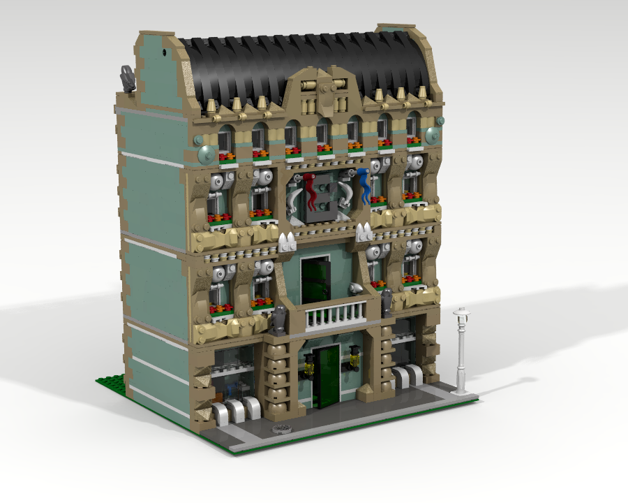 Lego Ideas Product Ideas Creator The Bank
