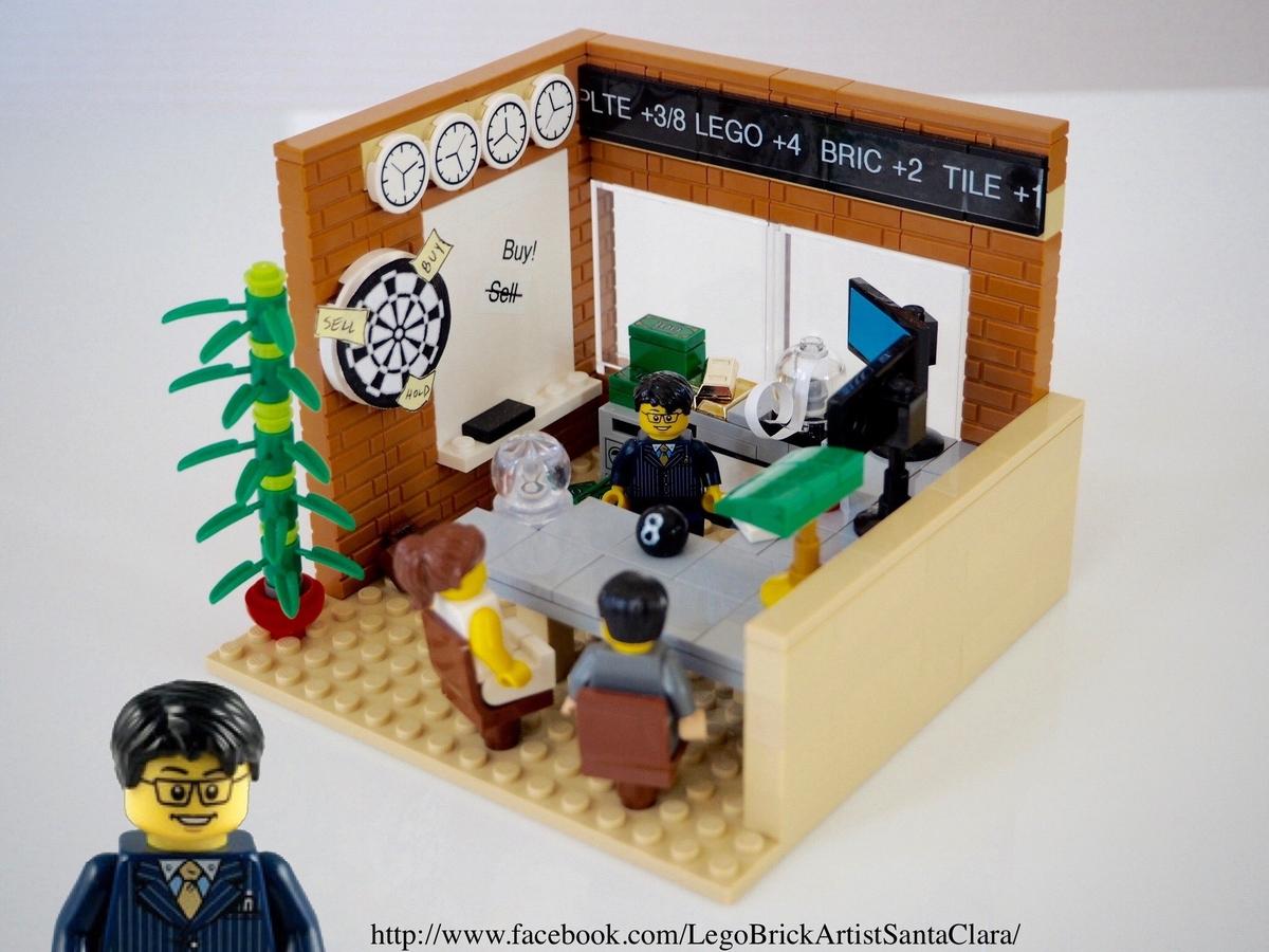 Lego Ideas Product Ideas The Brokers Desk