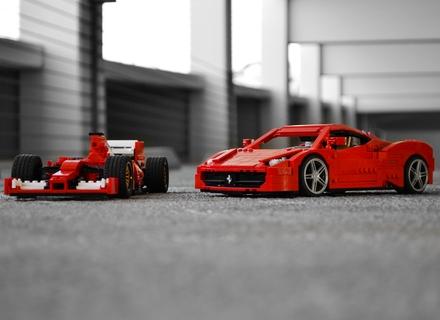 Lego Ideas Product Ideas Ferrari 458 Italia